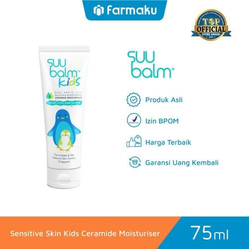 Suu Balm Facial Moituriser_Dual_Rapid_Itch Relieving Restoring Ceramide 75 ml apotek online farmaku