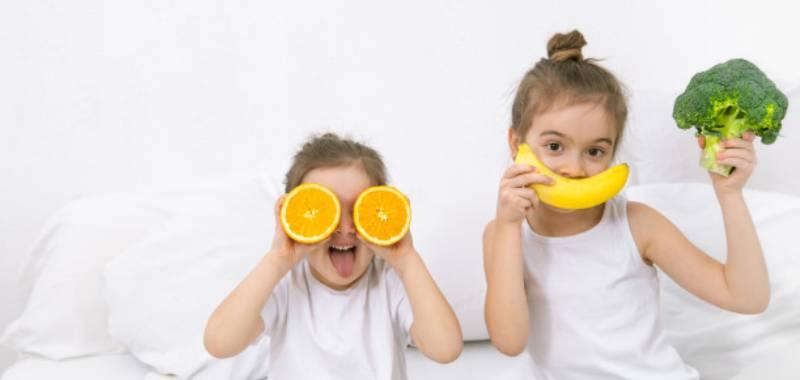 buah untuk imunitas anak