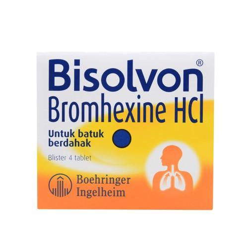 Apotek_Online Farmaku com Bisolvon 8 mg Strip