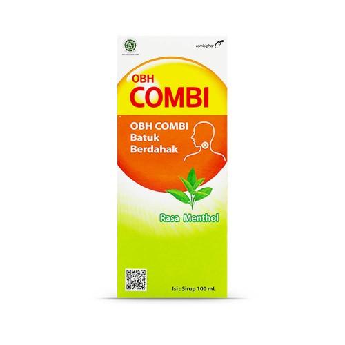 OBH Combi Batuk Berdahak  Apotek Online Farmaku